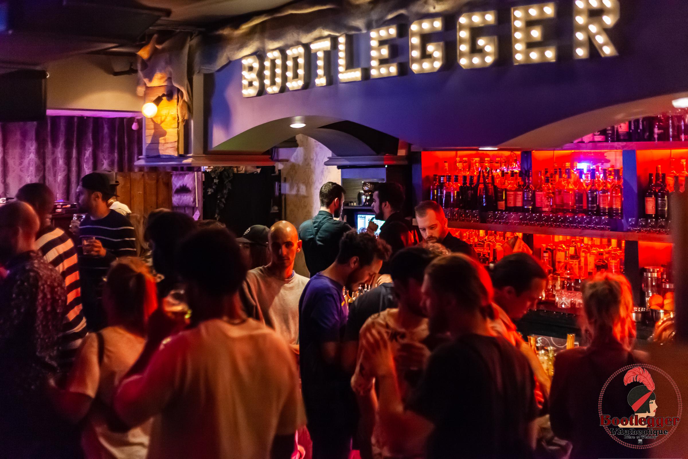 Bar bootlegger montreal hiphop scene