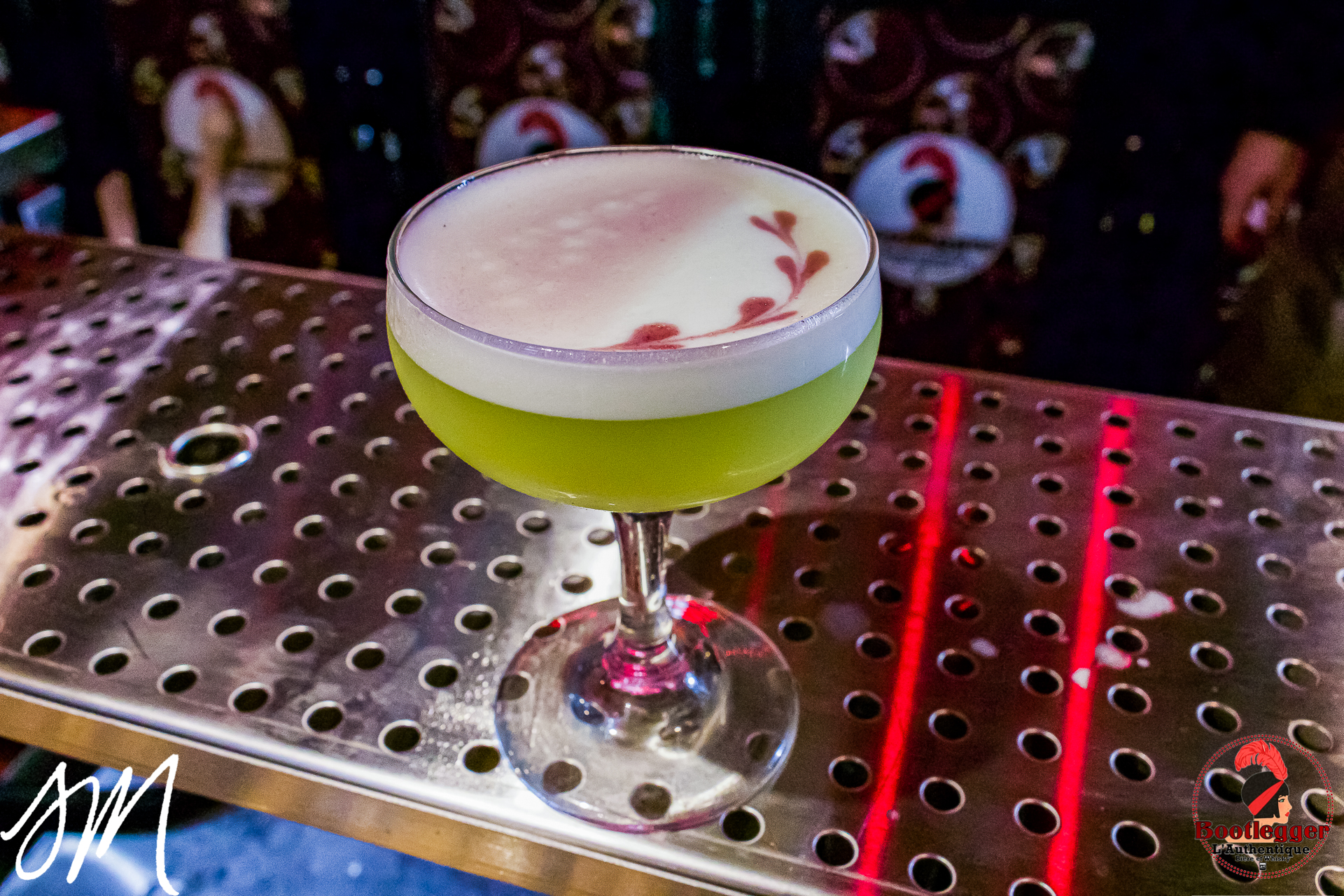 darling bar bootlegger montreal cocktail bar