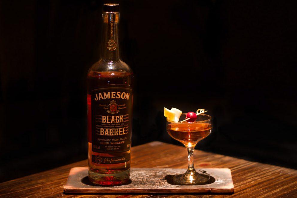 jameson cocktail st-patrick montreal cocktail bar bootlegger