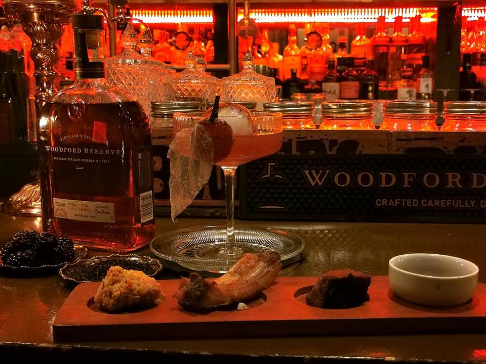 bar cocktail bootlegger l'authentique