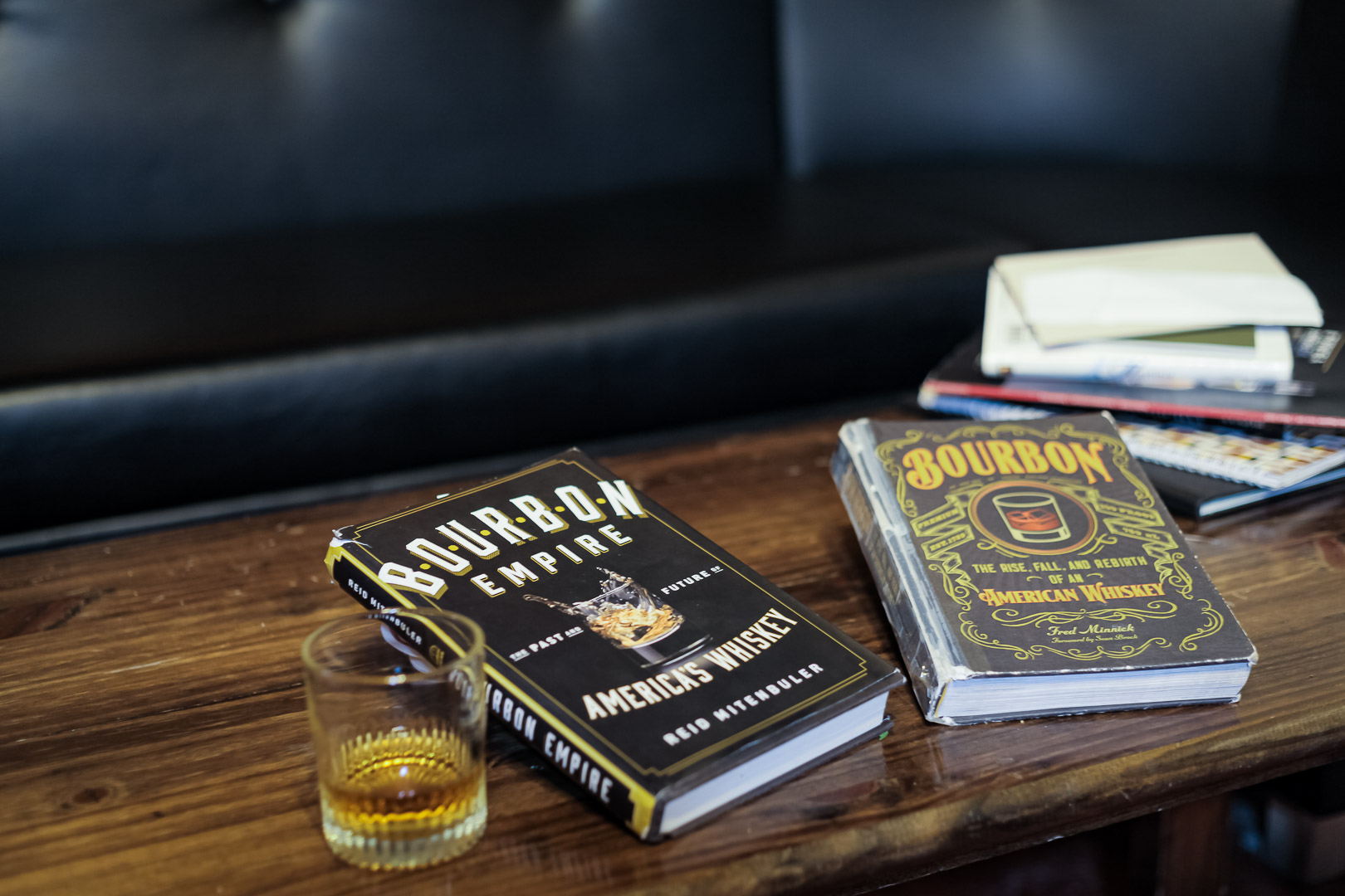 bourbon whiskey book review