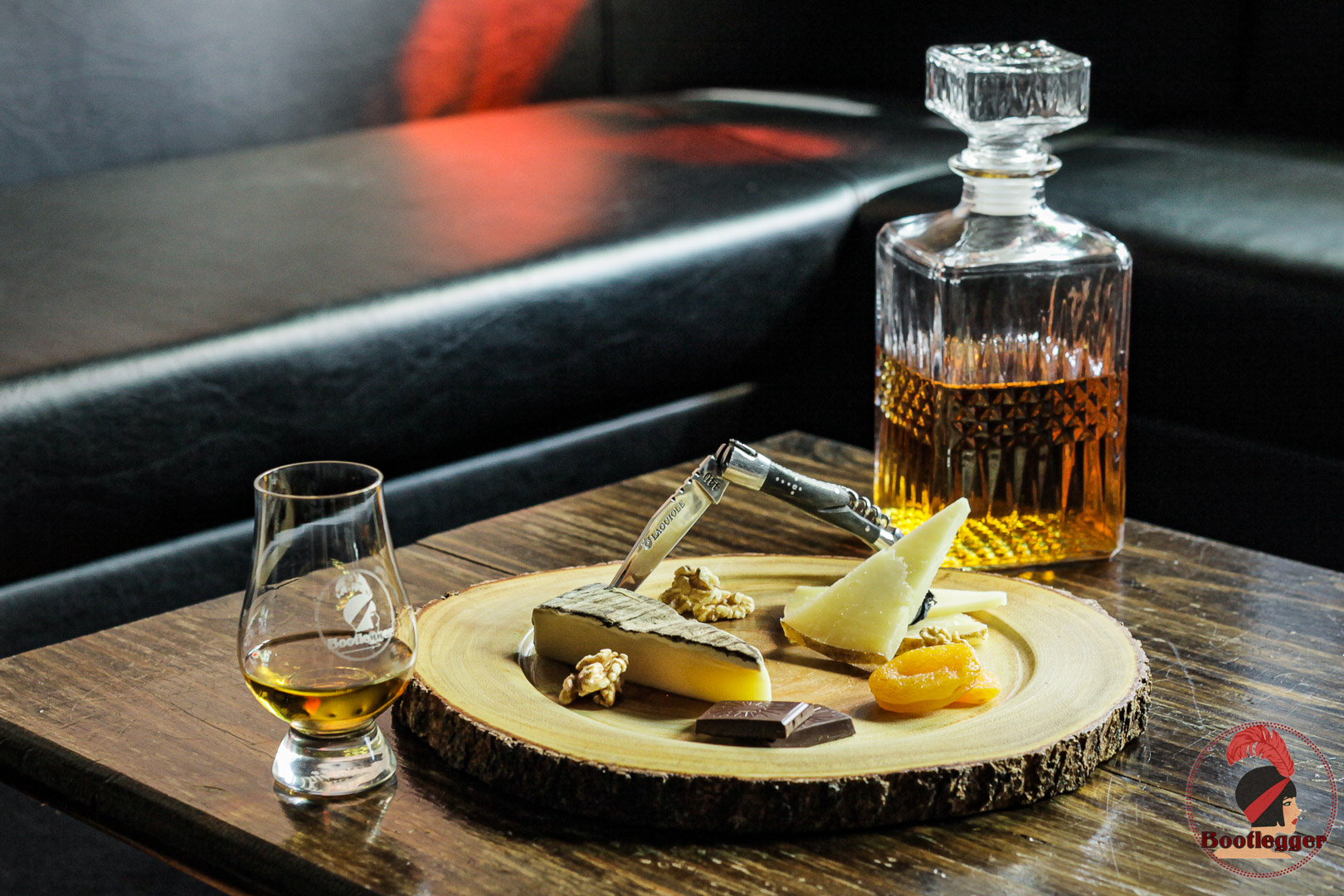 whisky et fromage